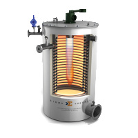 HC-2 Thermal Fluid Heater